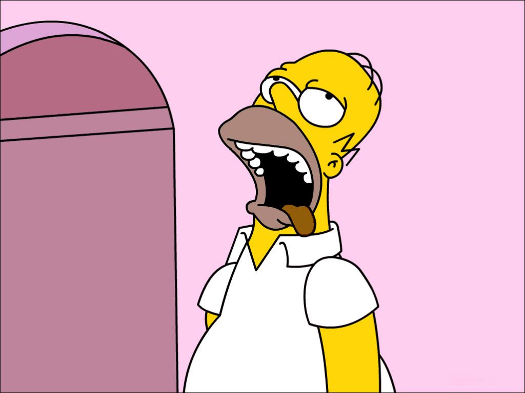 Fuentes de Información - Homero Simpson HD + Yapa