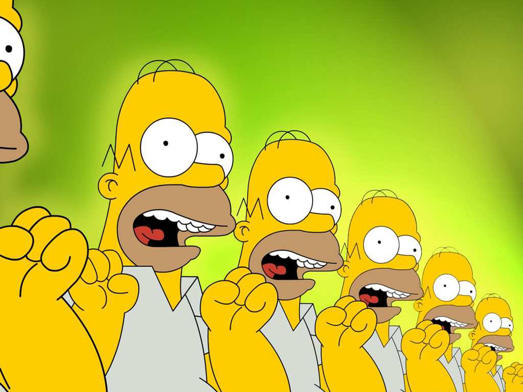 what the simpsons online